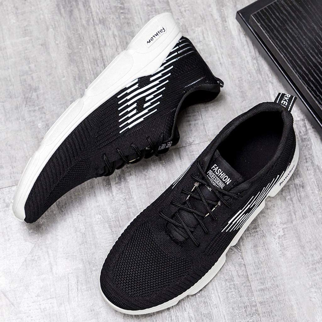 Refulgence Mens Shoes Casual Sport Running Shoes Lightweight Breathable Sneakers Gift for Boyfriend