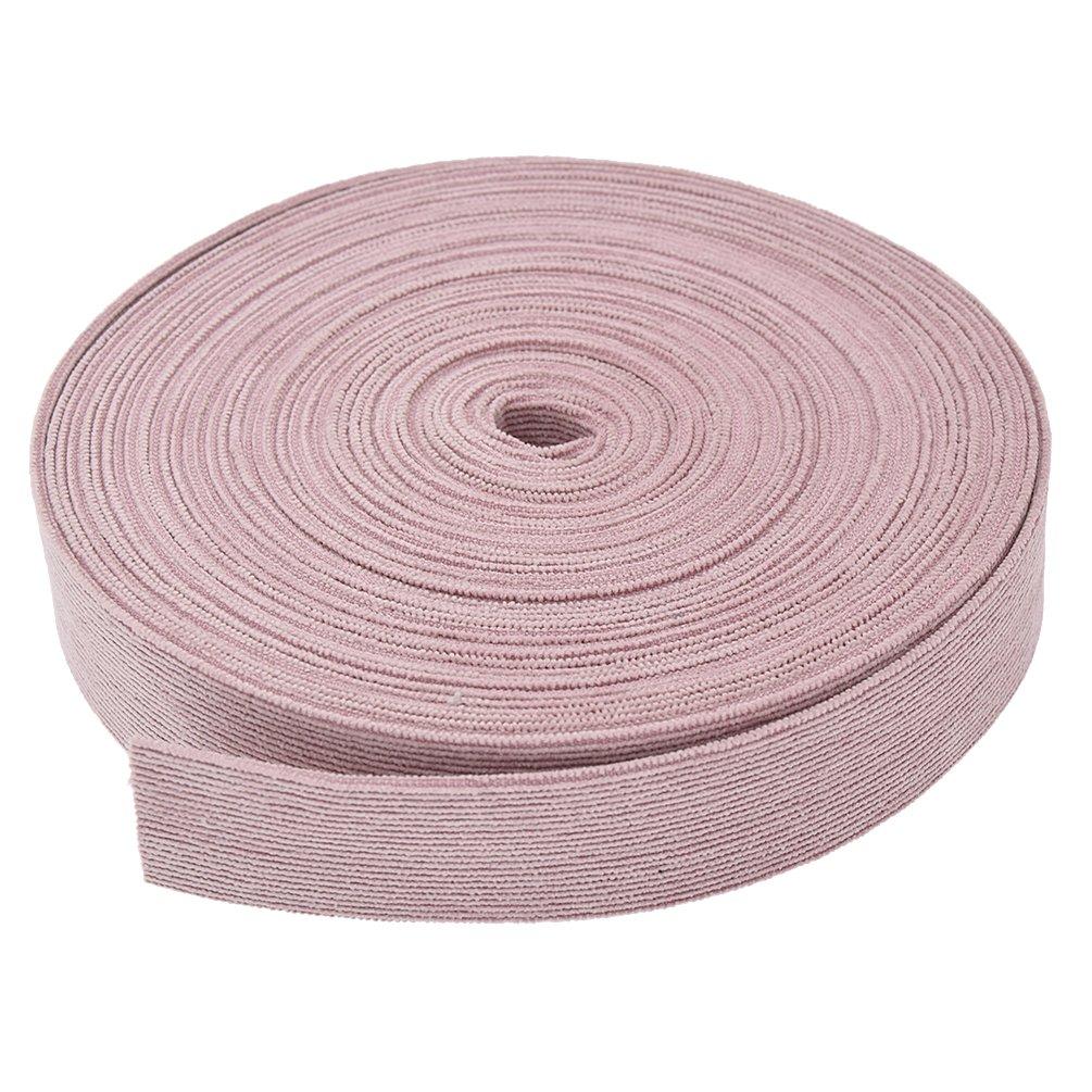 Hongma Stoffband Cord Streifen für Schleife Kleidung Herstellung Handwerk DIY Länge 5cm