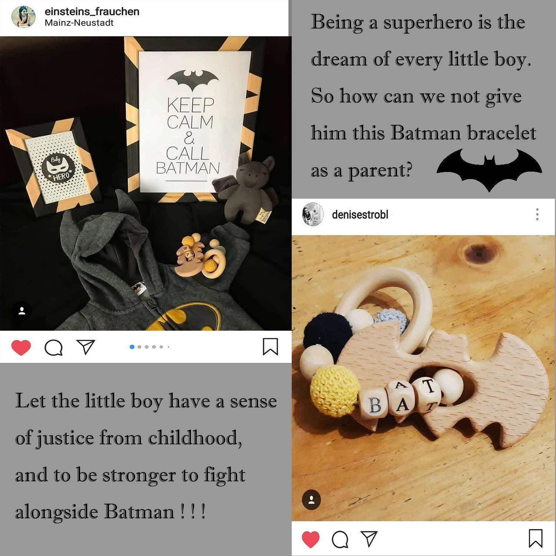 Mamimami Home Halloween Europ/äischen Stil Kinderkrankheiten Batman Musik Spielzeug f/ür Jungen M/ädchen Baby Mobile f/ür Krippe