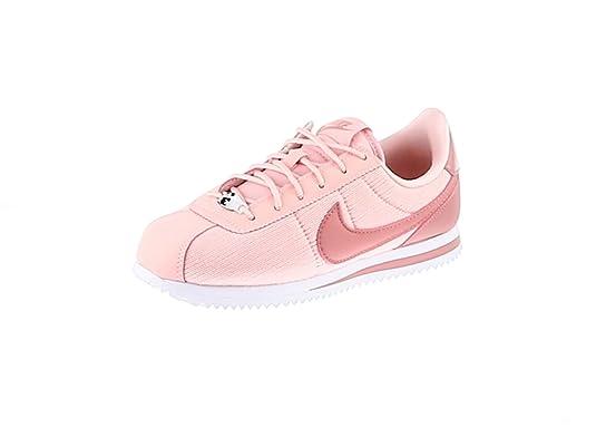 NIKE Cortez Basic TXT Se (GS), Zapatillas de Running para Mujer ...