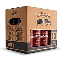 Cerveza Minerva Viena 12 Pack