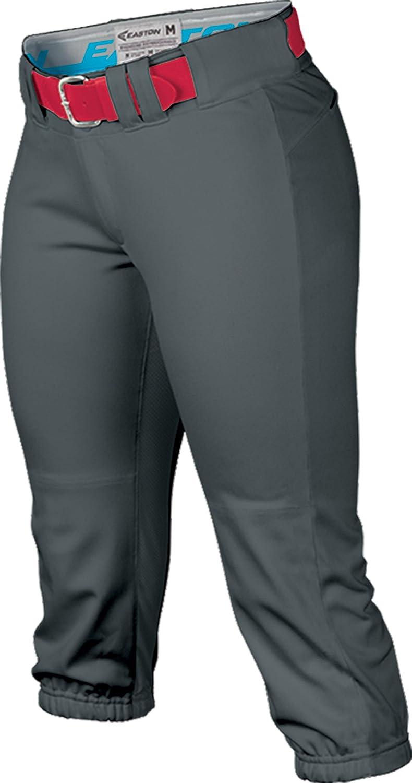 Easton Womens Prowess Knickerパンツ B077H7K7CS Medium|チャコールグレー チャコールグレー Medium