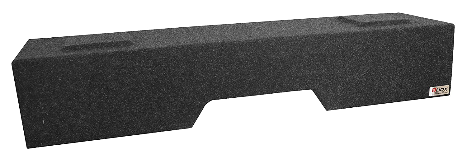Bbox A151-12CP Single 12 Sealed Carpeted Subwoofer Enclosure Fits 1999-2007 Chevrolet//GMC Silverado//Sierra Extended Cab ATREND