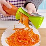 ShungHO Multifunctional Spiral Cutter Slicer Cutter Kitchen Tool