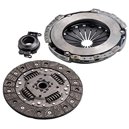 Amazon.com: maXpeedingrods for VW Polo Clutch Kit Set 95-01 6Kv2 6Kv5 6N1 6N2 6Nf Transmission Replacement: Automotive