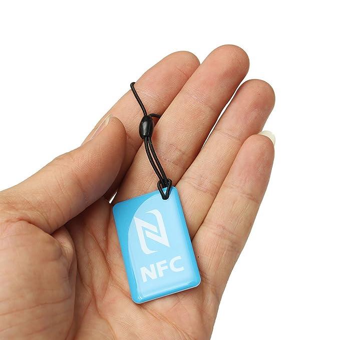 FATO 4pcs Smart NFC Tag Universal 888 Byte para Xiaomi HTC Samsung ...