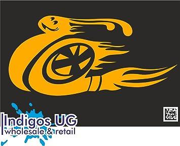 INDIGOS UG - Sticker / Car / Bumper / JDM / Die cut / OEM /