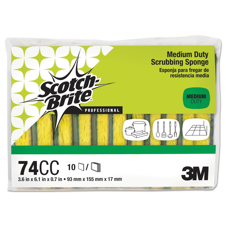 MMM74CC - 3m Medium-Duty Scrubbing Sponge