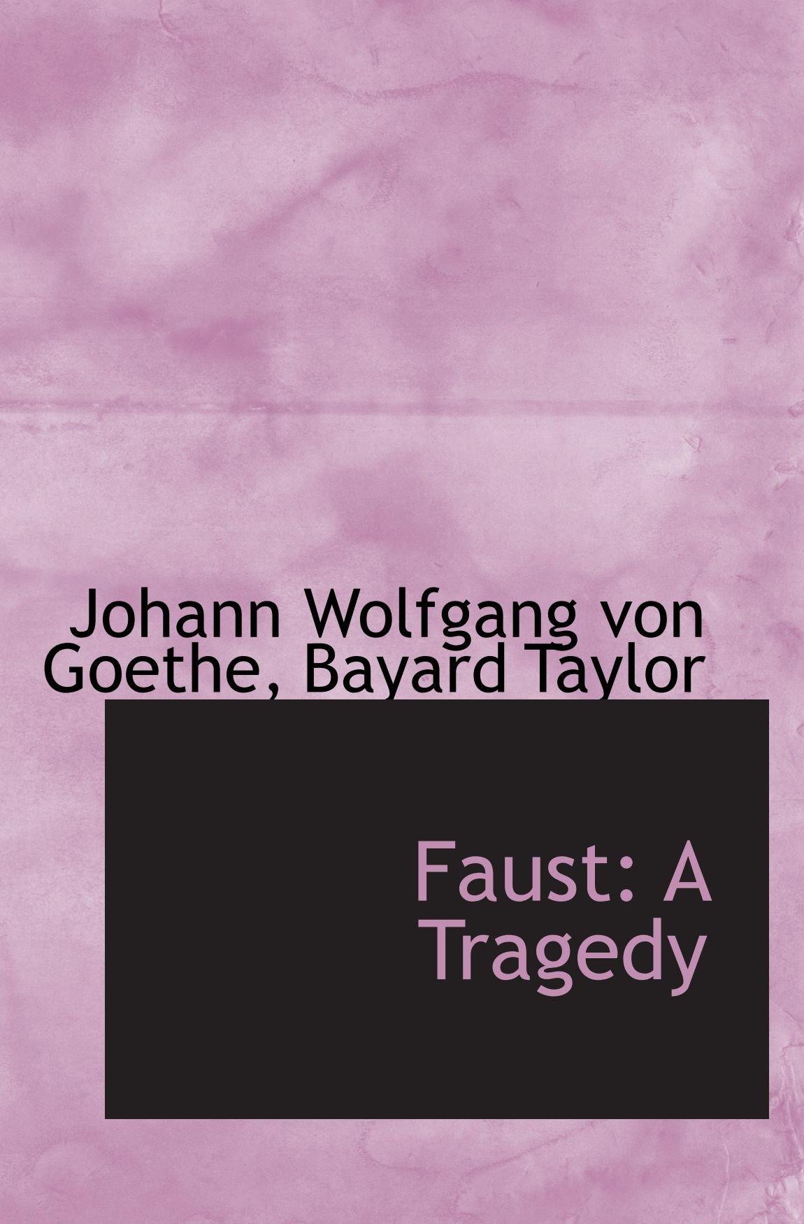 Download Faust: A Tragedy PDF