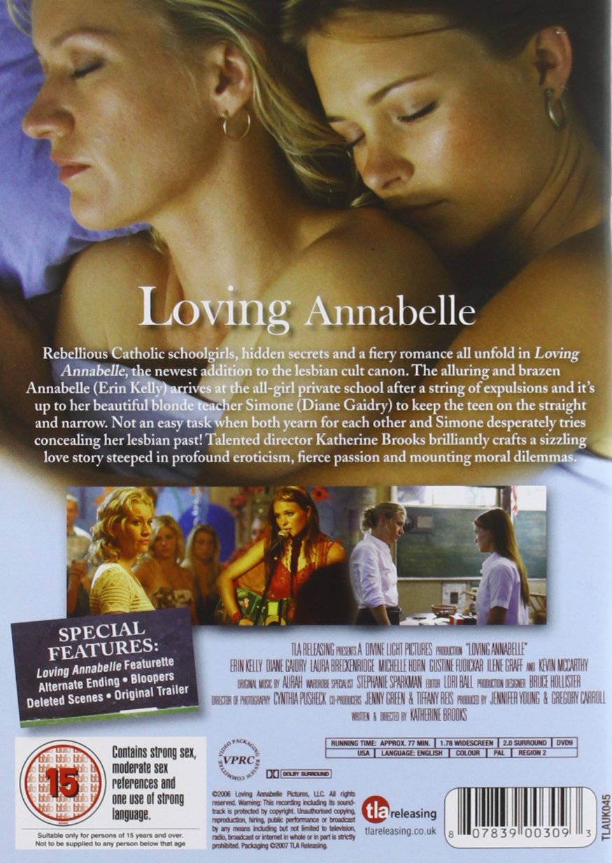 Amazon.com: Loving Annabelle (2006) [ NON-USA FORMAT, PAL, Reg.2 Import -  United Kingdom ]: Diane Gaidry, Erin Kelly, Laura Breckenridge, Jennie  Floyd, ...
