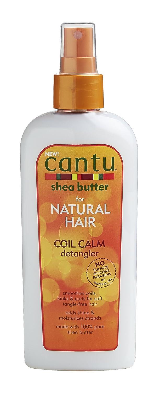 Cantu Detangler Shea Butter Coil Calm Spray, 8 Ounce Atlas Ethnic 5342