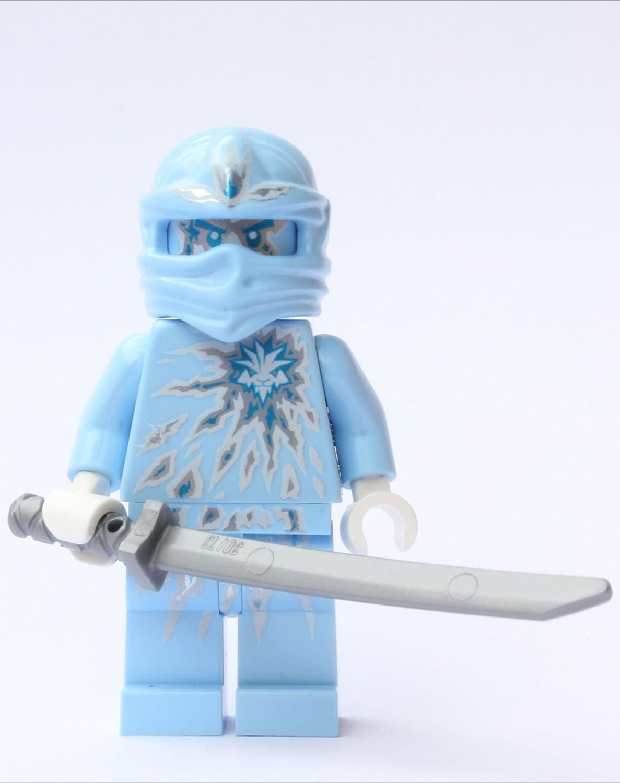 LEGO Ninjago - NRG Zane and Sword (Shamshir)