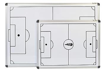 Netsportique Pizarra magnética para la Estrategia del fútbol ...