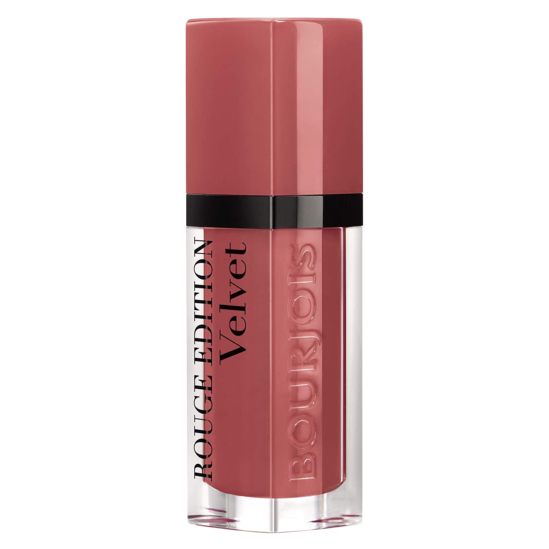 Bourjois Paris Rouge Edition Velvet Lipstick 7.7ml - 07 Nude-ist 326071