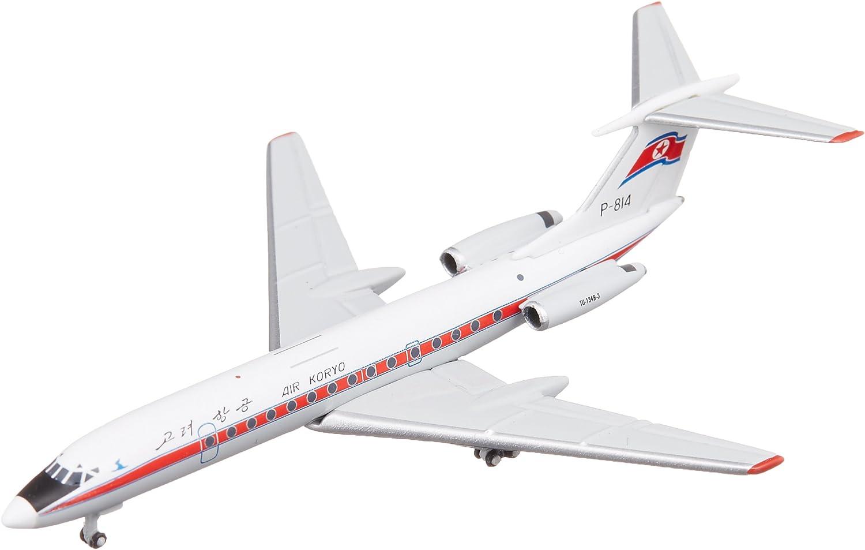 Herpa Wings 1:500 Tupolev TU-134B-3 Air Koryo 530002