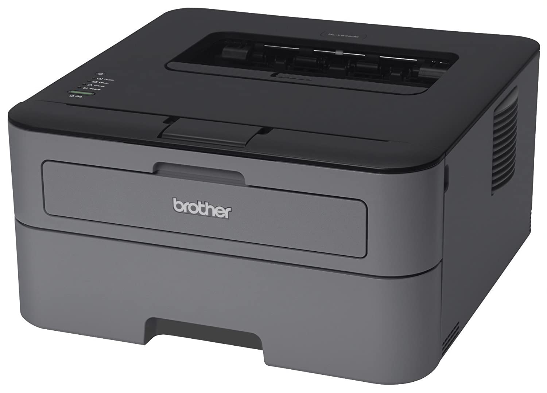 Brother HL-L2320D Monochrome Laser Printer with Duplex Printing