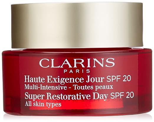 2 opinioni per Clarins Multi Intensive Crema Giorno Antietà Tutti I Tipi Di Pelle Spf 20 50 ml