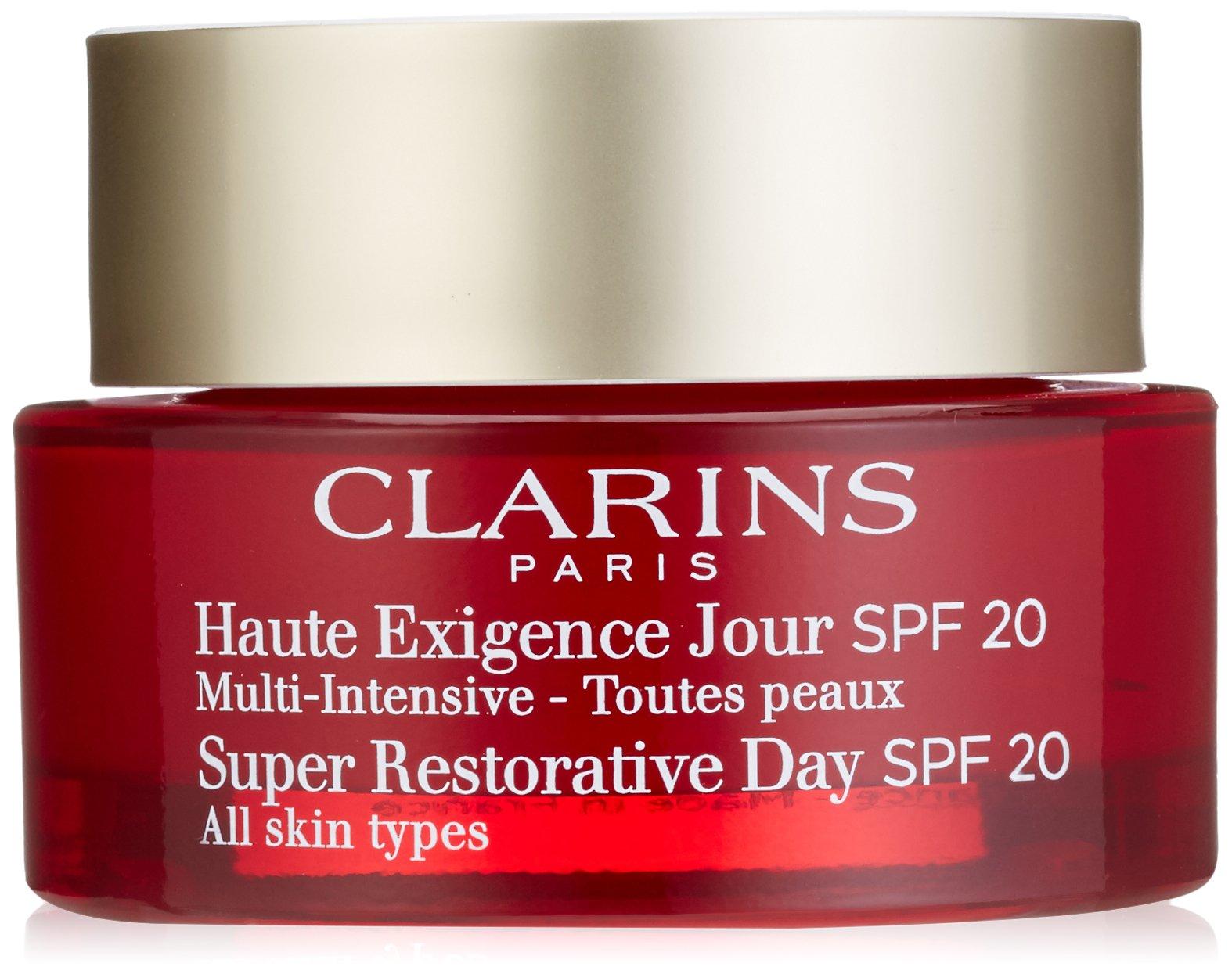Clarins Super Restorative Day Cream SPF 20, 1.7 Ounce