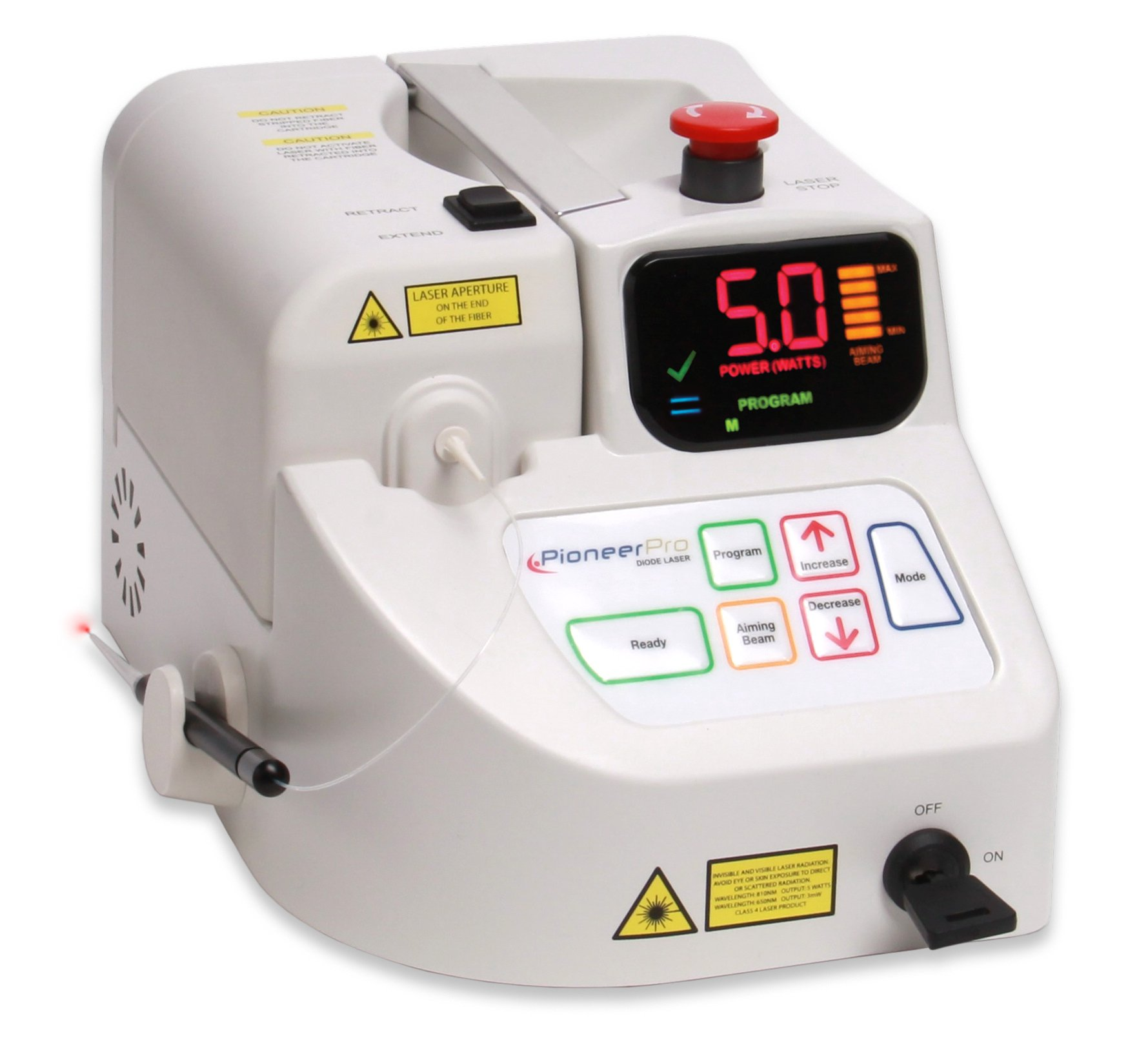 Pioneer Lasers 002-00128 Soft Tissue Diode Dental Laser