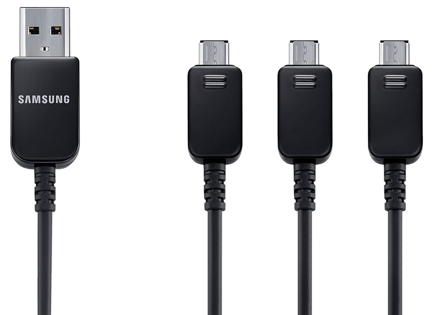 Samsung 3-in-1 Multi Charging Cable Ladekabel Galaxy S5: Amazon.de ...