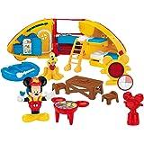 Mattel R9041 Fisher-Price - Caravana de Mickey con accesorios