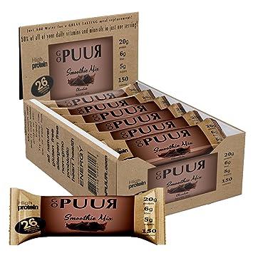 gopuur – Todos Proteína Natural licuado Mix – CHOCOLATE ...