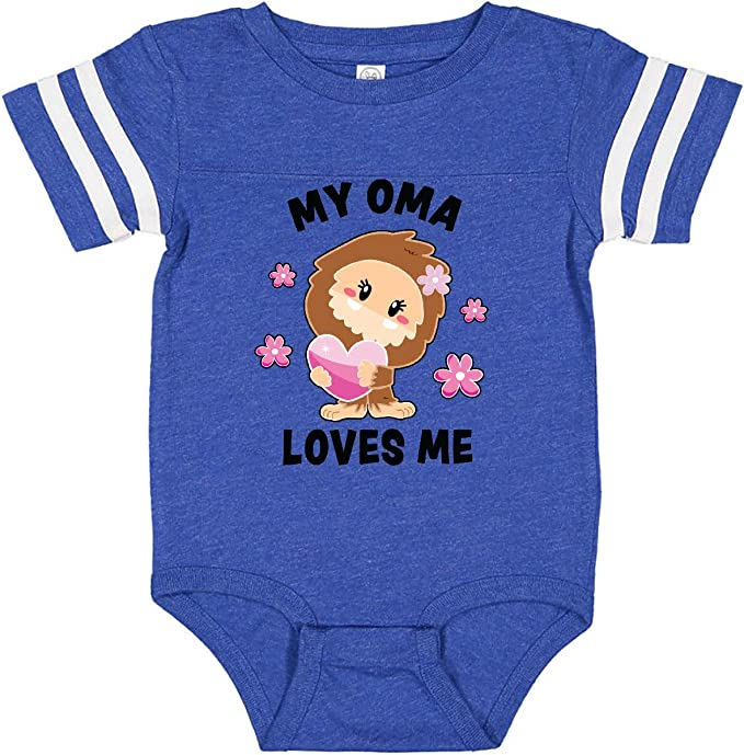 inktastic I Love My Opa with Cute Penguin and Hearts Toddler Long Sleeve T-Shirt
