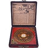 Chinese Dragon Feng Shui BOUSSOLE Luo &Phoenix à outil gratuit Mxsabrina Red String Bracelet H1022