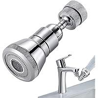 Kraan Beluchter, 720 Graden Draaibare Waterkraan Sproeikop, Anti-Splash Waterkraan Filter Faucet, Perlatoren voor Kranen…