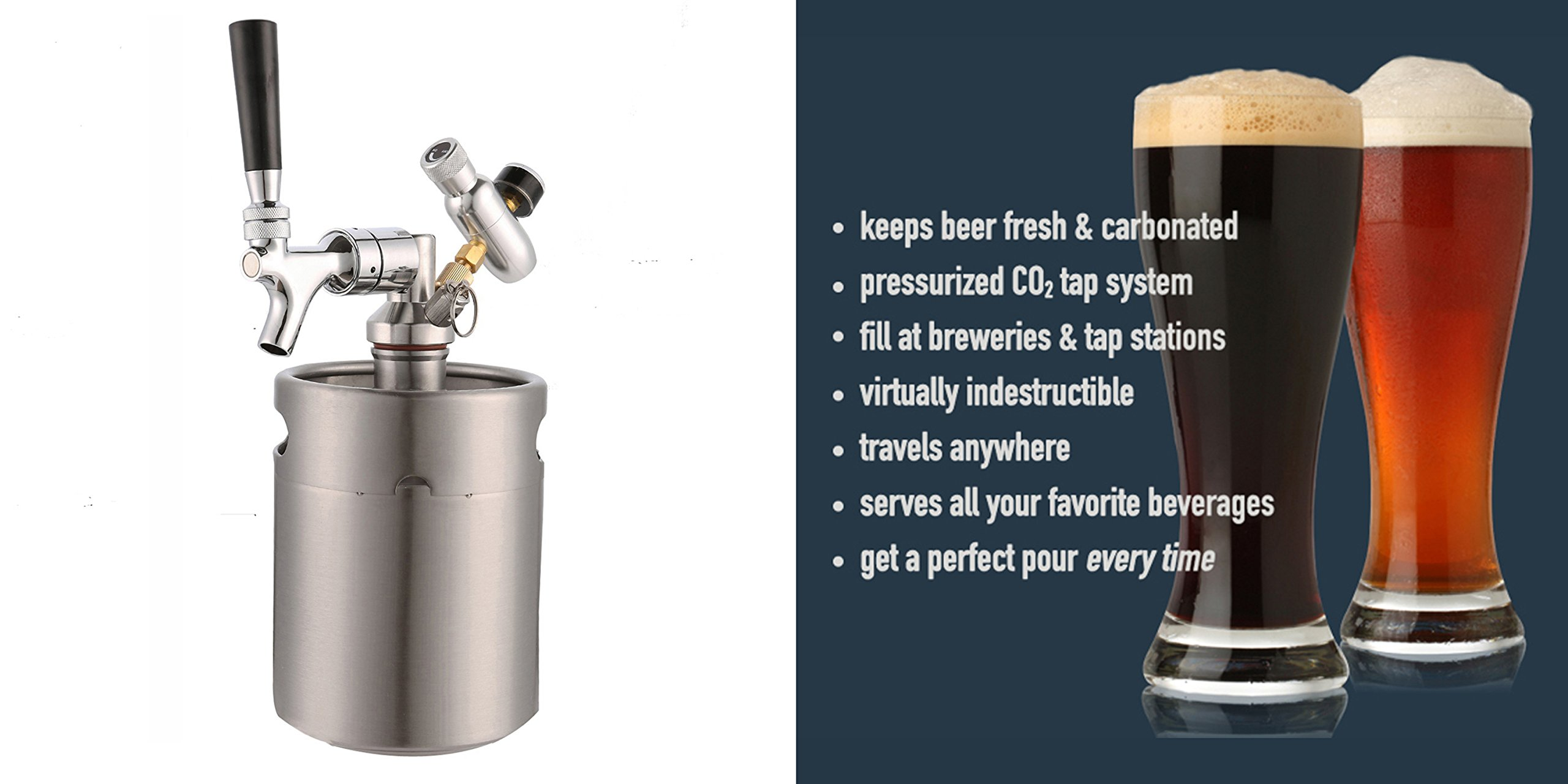 Beer tap systems for home - Our Policy