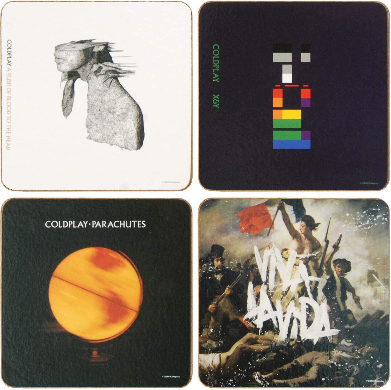Coldplay - Coaster Set
