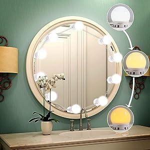 [2018 Upgraded] Vanity Mirror Lights