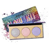 UCANBE Aurora Highlighter Palette - Create an Extreme Iridescent Highlight for you - Shimmer Makeup Powder Glow Kit