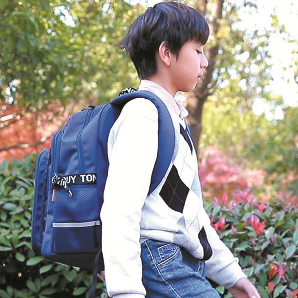 Cheng Primary school backpack boy splash water 6-12 year old children backpack