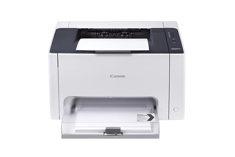 Impresora láser color Canon i-SENSYS LBP7010C Blanca