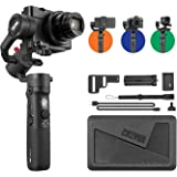 ZHIYUN Official Crane-M2 Gimbal 3-Axis Stabilizer for Mirrorless Camera/Compact Cameras/Smartphones/Gopro