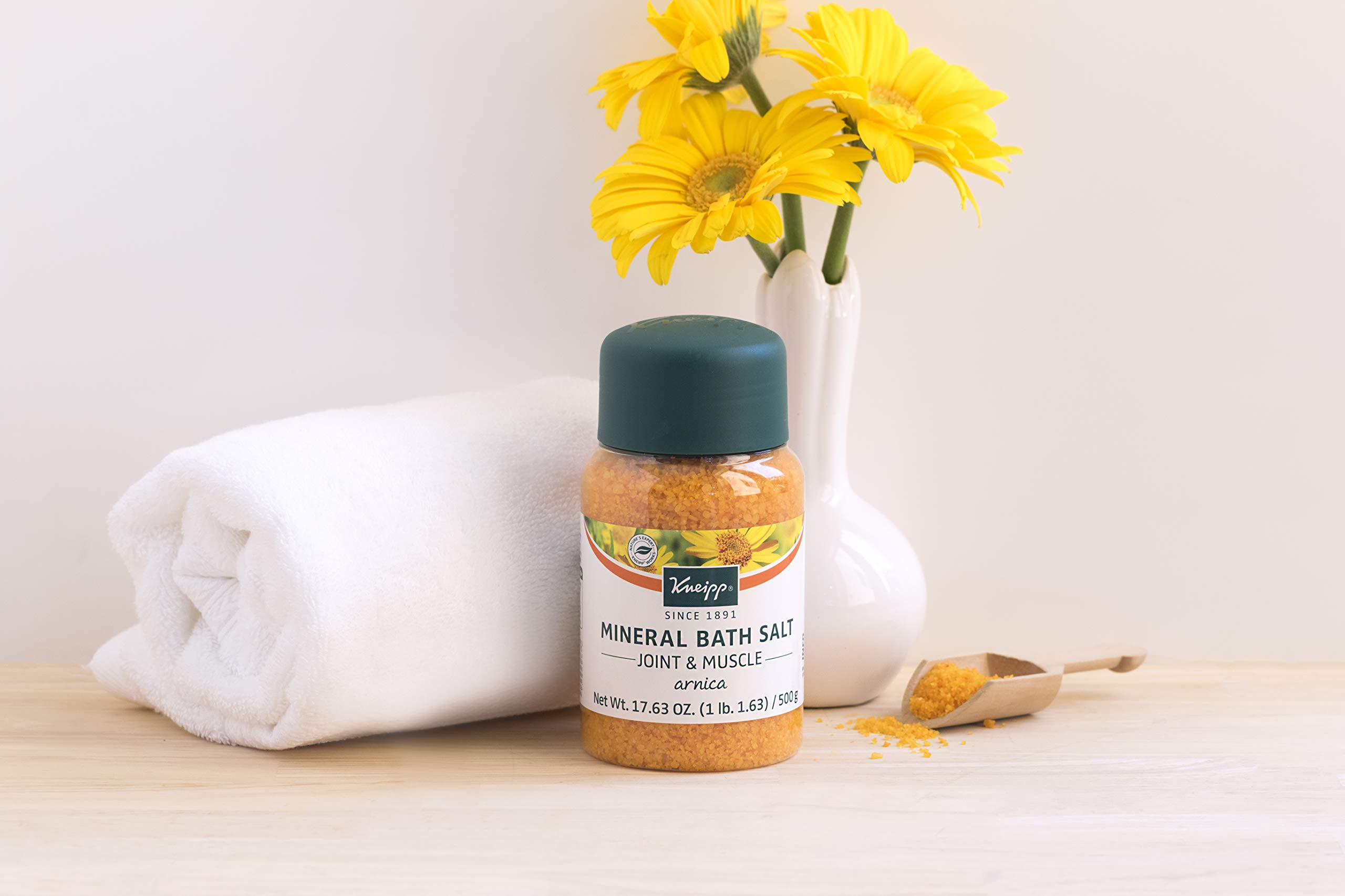 Kneipp Arnica Mineral Bath Salts, Joint & Muscle