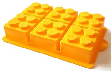 Morethanart Kindergeburtstag Xxl Lego Style Baustein Silikonform Fur