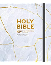 NIV Bible for Journalling and Verse-Mapping: Kintsugi