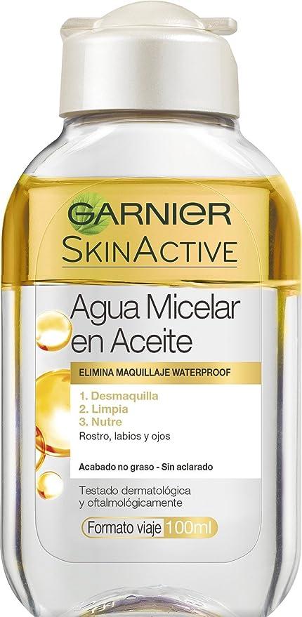 Garnier Skin Active Agua Micelar en Aceite - 100 ml
