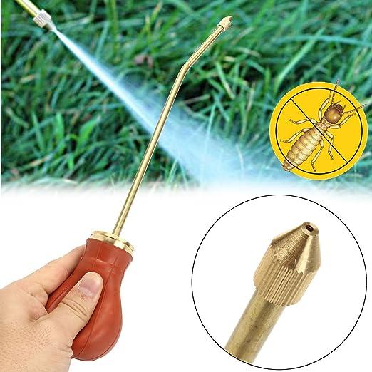 Yingte Dispensador de insecticida para plagas de insecticida: Amazon.es: Jardín