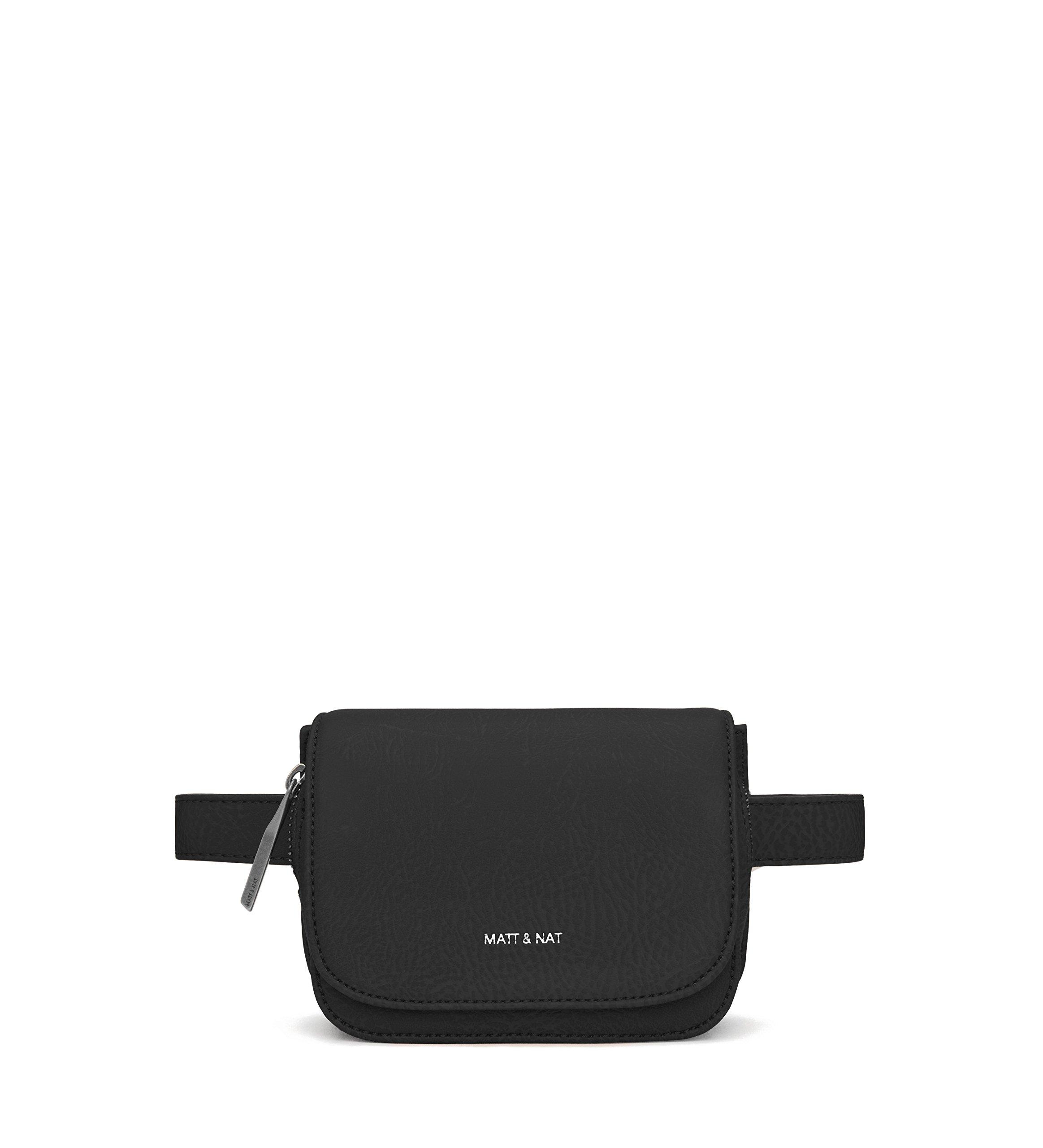 Matt & Nat Aki Dwell Belt Bag, Black