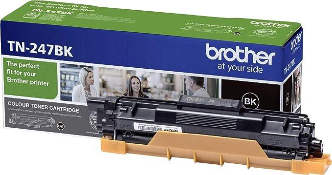 Brother TN-247BK Toner Cartridge, High Yield, Black, Brother Genuine Supplies, Black: Amazon.de: Bürobedarf & Schreibwaren