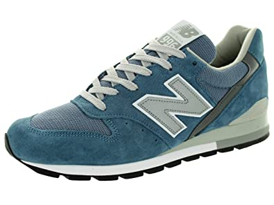 New Balance Baskets Hommes 996 Made in USA en Maille