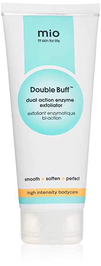 Crema exfoliante de doble acción a base de enzimas, de Mio. 150 ml ...