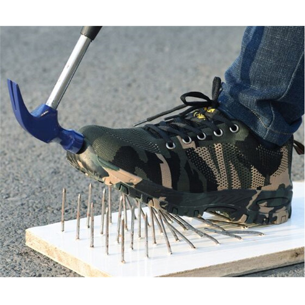 Work Safety Shoes Puncture Proof Safety