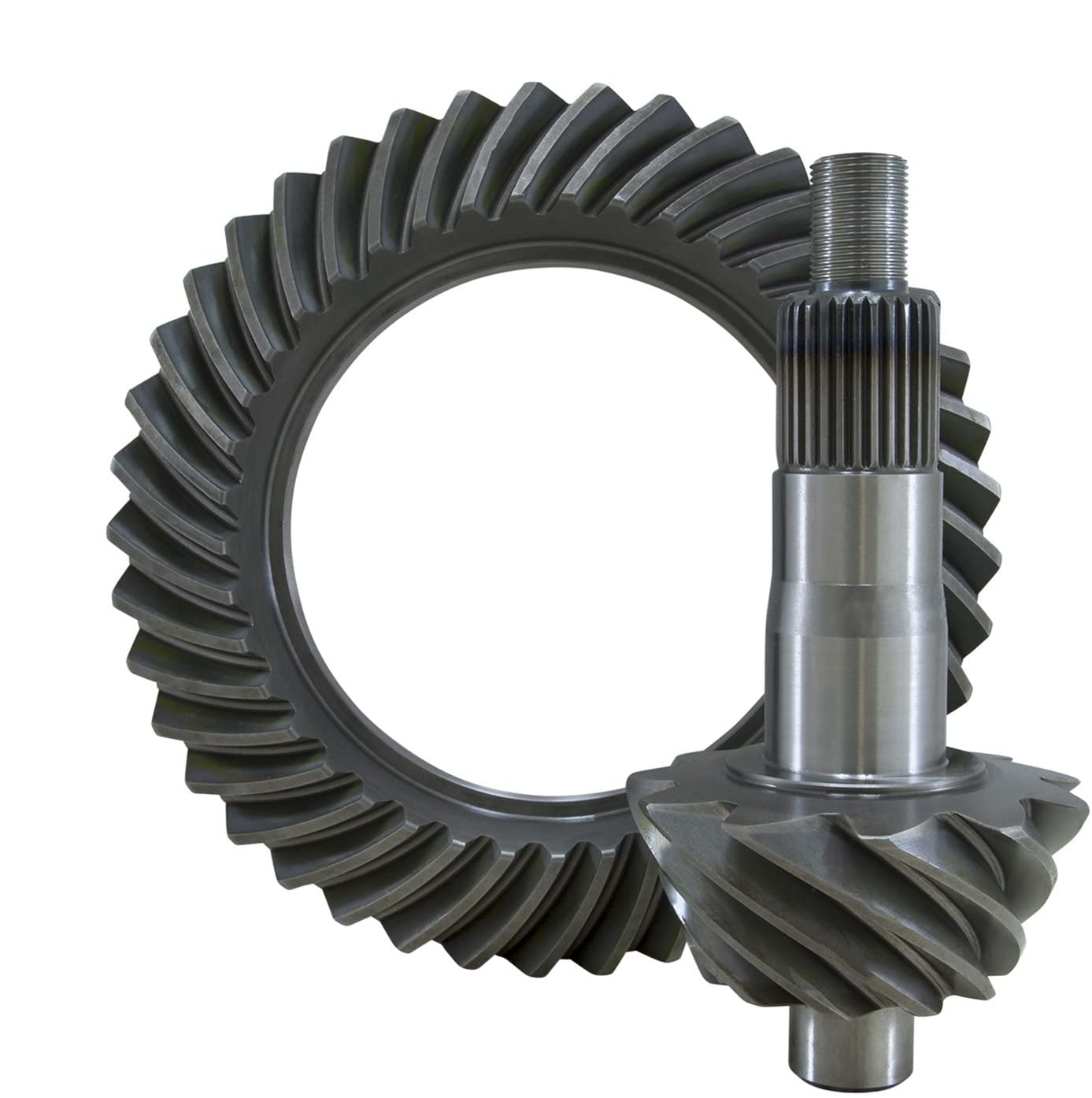 """GM Chevy 9.5/"""" 14 Bolt Ring and Pinion Gear Set 4.11 Ratio USA Standard"""
