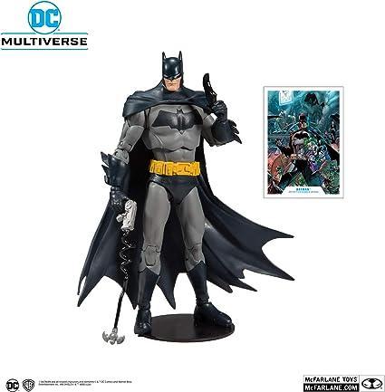 """DC Comic Multiverse 4/"""" Arkham Knight Detective Batman Action Figure"""