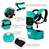 BabySteps Ergonomic Baby Carrier with Hip Seat for
