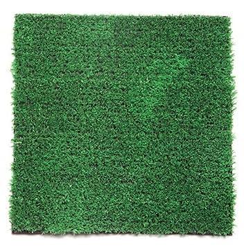 Césped Verde Hierba sintética Moqueta Alfombra 300 x 200 ...
